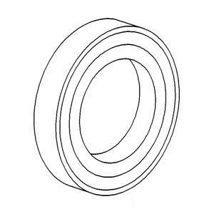015288A Seal, Front Dust M/SM