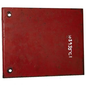 103935C1U Front Cover, Battery Box