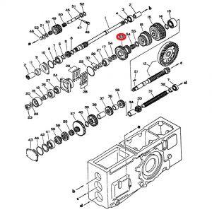 1061193C1U Gear, Hi-Lo