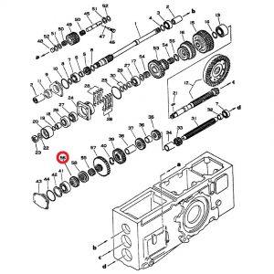 1061194C3U Gear, 25T