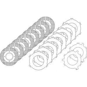 1264581C91 Brake Plate Kit
