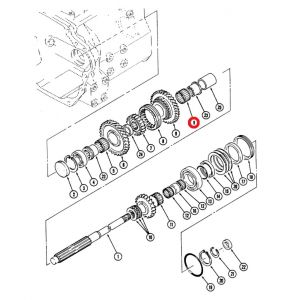 1273332C91U Needle Bearing
