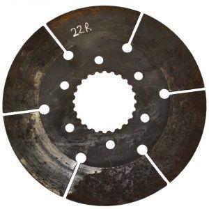 22RU Steel Clutch Plate, M&W Live PTO