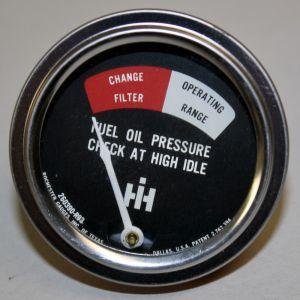 260390R93-NOS Gauge, Fuel Pressure OR