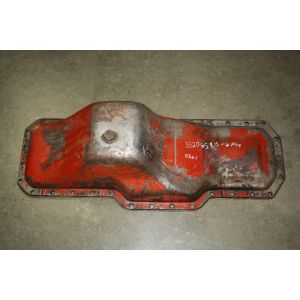 332065R11-2PLUGU Oil Pan, D361 with 2 drains