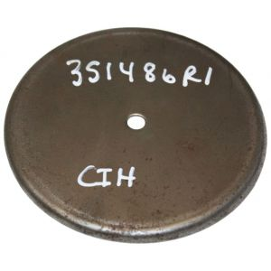 351486R1 Clutch Inspection Plate, Round CIH