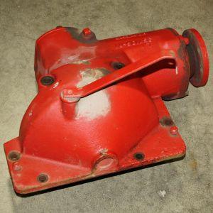 357185R-ASSYU Belt Pulley Assy, SM