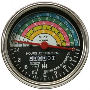 364393R91 Tachometer 400/450 Gas/LP