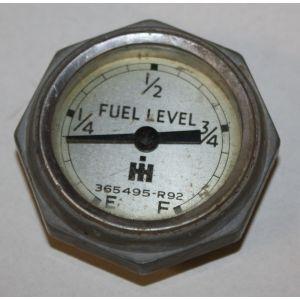365495R92U Incomplete Fuel Cap Gauge