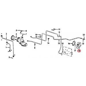 371135U Power Steering Pump