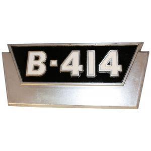 379591R1U Emblem, B-414