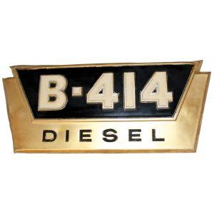 379592R1U Emblem, B-414 Diesel