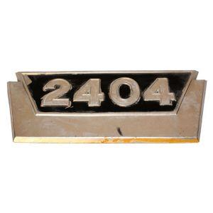 380749R1U Emblem, 2404