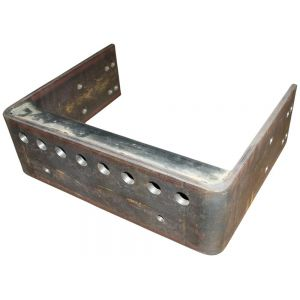 384731R1. Weight Bracket, 504U