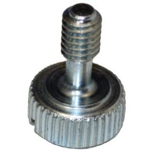 389872R1 Slotted Thumb Screw With Retainer