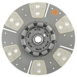 390010 HD6 Clutch Disc, 11