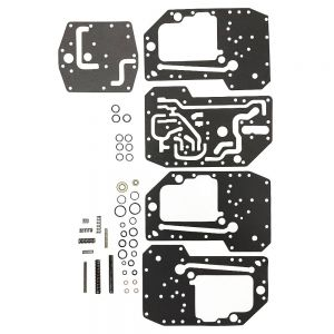 393877. MCV Gasket and Spring Kit, Tractors with TA