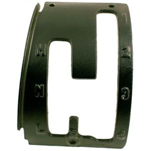 398005R2 Top Cover, Trans Shift Lever