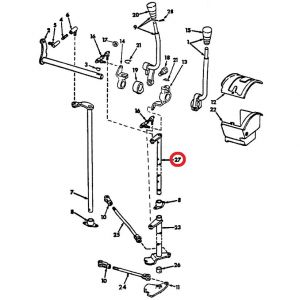 398173R1U Shaft Assy