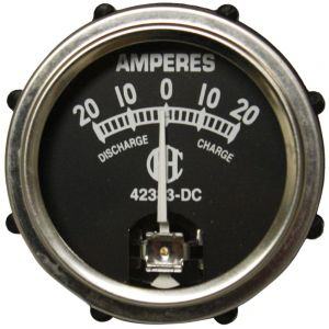 42383DC Ammeter Gauge (20-20)