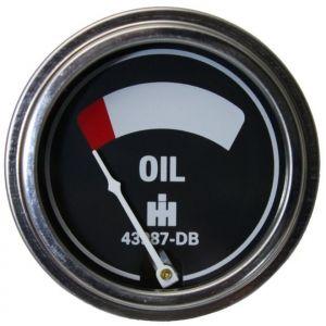 43987DA Oil Pressure Gauge, IH
