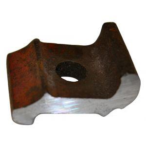 48976DAU Clamp, Front Wheel, A, B, H, M
