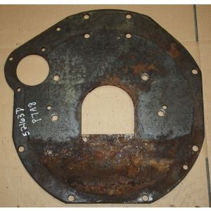 52163DU Rear Engine Plate, TD9