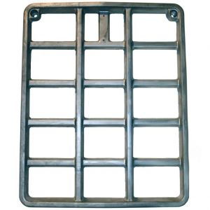 528154R1-M Grille, Metal 574