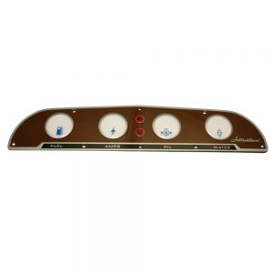 529358R11 Panel, Instrument Face