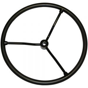 60070D Steering Wheel, Keyed Hub