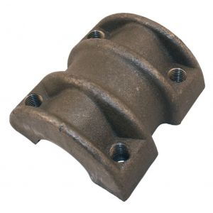 6192DC Axle Clamp, H