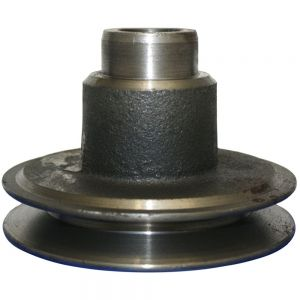 6502DC Pulley, C123 Crankshaft