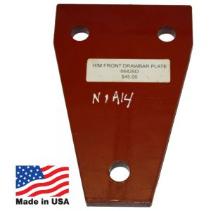 66426D Hitch Plate, H/M
