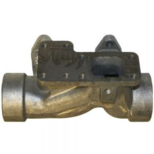 670813C91 Center Exhaust Manifold, DT407