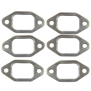 670848C1 Gasket Set of 6, Exhaust Manifold