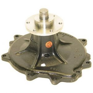 677415 Water Pump with Hub, Remanufactured