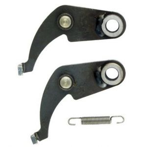 830441 Shift Control Arm & Roller Assembly