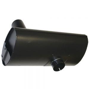 87704568 Muffler, Vertical Exhaust