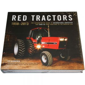 BC108 Red Tractors 1958-2013: Hardcover