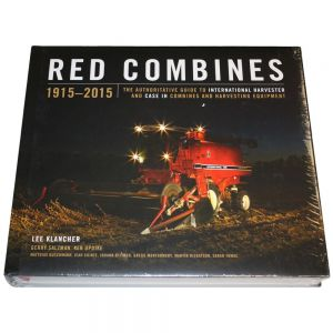 BC109 Red Combines 1915-2015: Hardcover