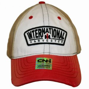 BC141 International Harvester, Adult Trucker Hat W/R/B