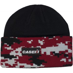 BC152 IH H Toddler Red & Black Digi Camo Watchcap