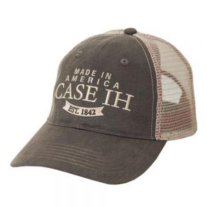 BC165 IH Trucker Hat, Made In America 1842