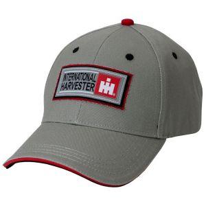 BC158 IH Hat, Grey Twill