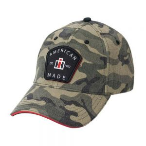 BC160 IH Hat, American Made Camo