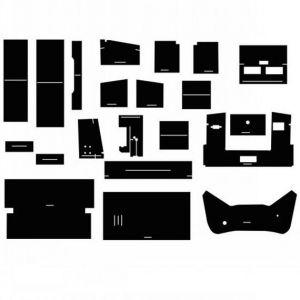 C864 Cab Kit with Headliner, Black