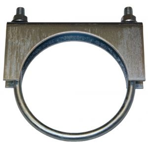 MC350 Muffler Clamp, 3-1/2