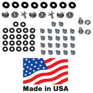 HBK666-686 Hood Bolt Kit
