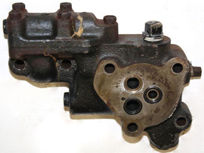 1962330C1U Adapter Block, Hydraulic (Power Beyond)