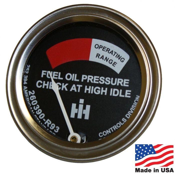 260390R93 Gauge, Fuel Pressure OR